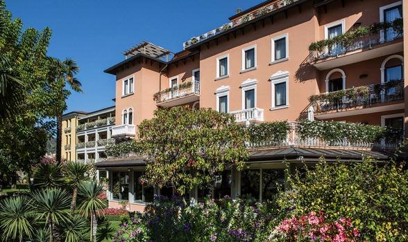 Hotel, esterno